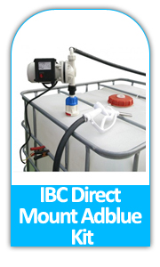 IBC mount adblue pump kit